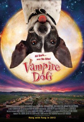 photo de chien vampire