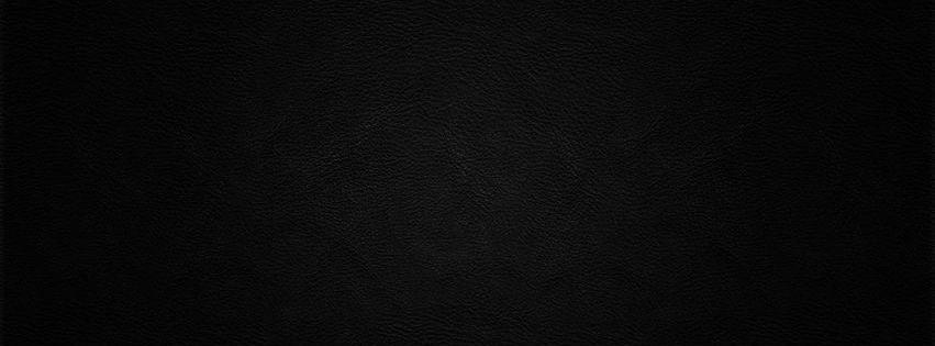 photo de couverture facebook noir
