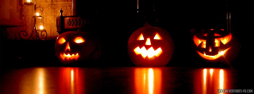 photo de couverture halloween