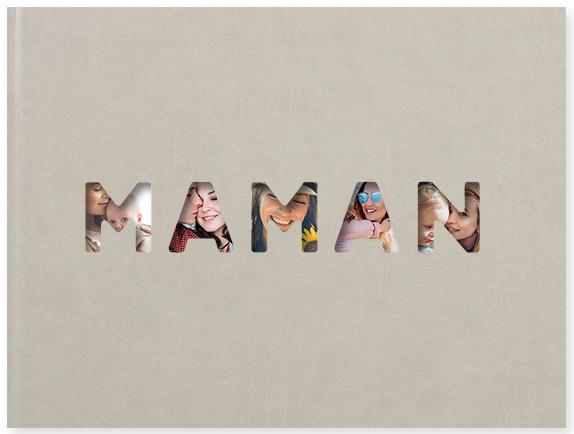photo de couverture maman