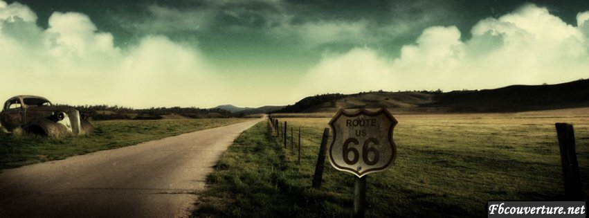 photo de couverture route 66