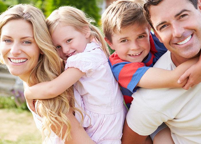 photo de famille a