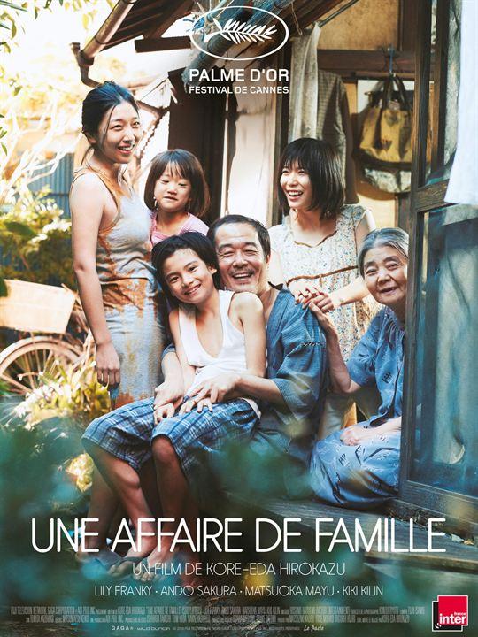 photo de famille affiche