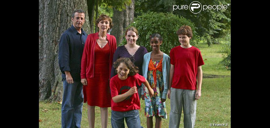 photo de famille casting