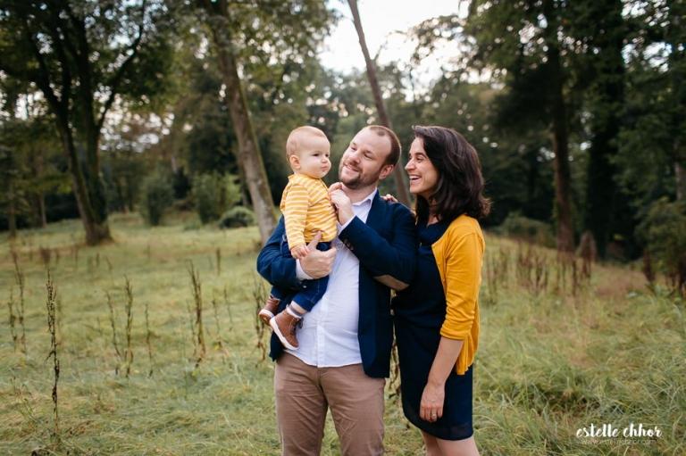 photo de famille exterieur