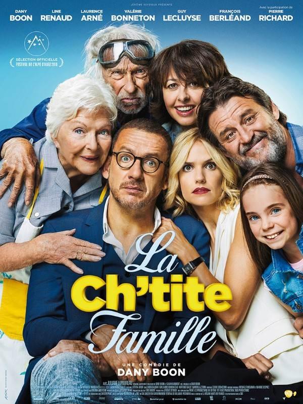 photo de famille film 2018 telerama
