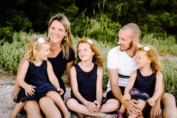 photo de famille montpellier