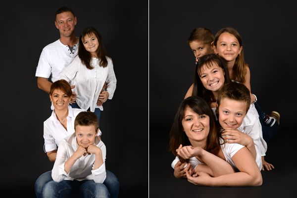 photo de famille professionnel
