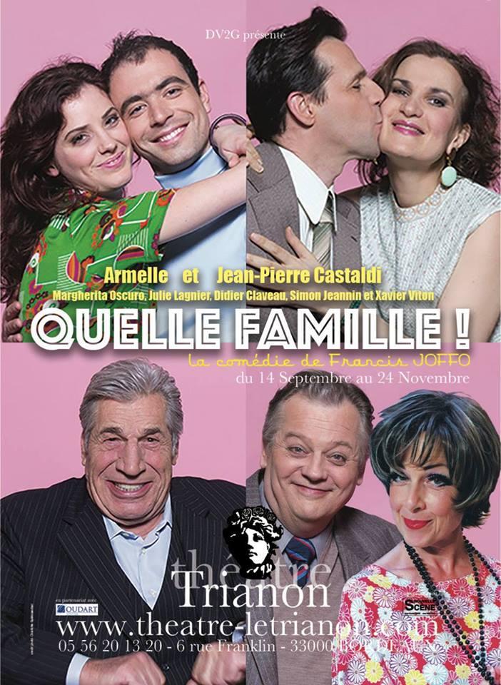 photo de famille theatre