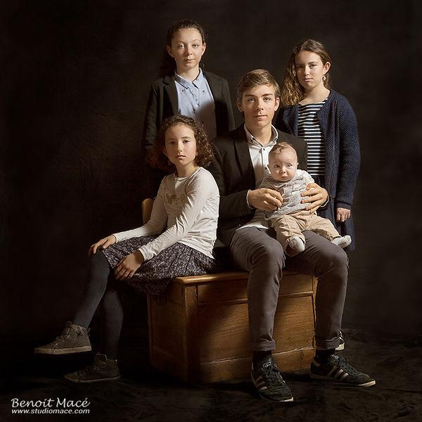 photo de famille vannes